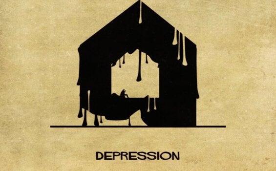 精神障害を家に例えると うつ