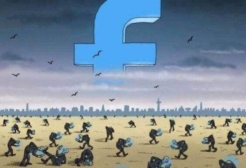 フェイスブック中毒 ソーシャルメディア 罠