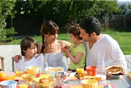 家族との時間