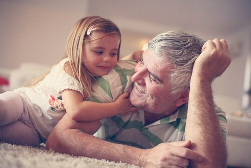 私達みんなに恩恵をくれる宝ー祖父母