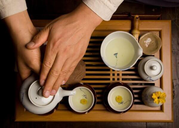茶道 瞑想