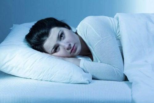 概日リズム睡眠障害 不眠