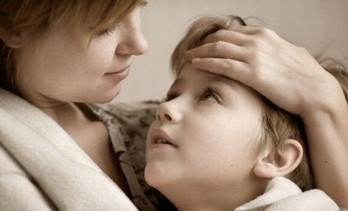 子どもを守る 強迫観念