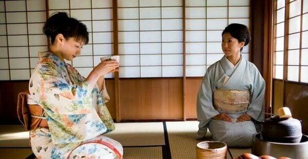 茶道と瞑想