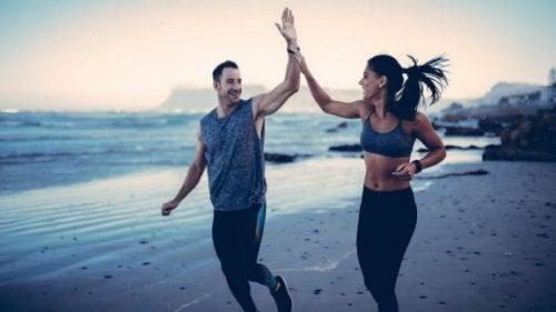 運動 メンタルヘルス 適度な運動量