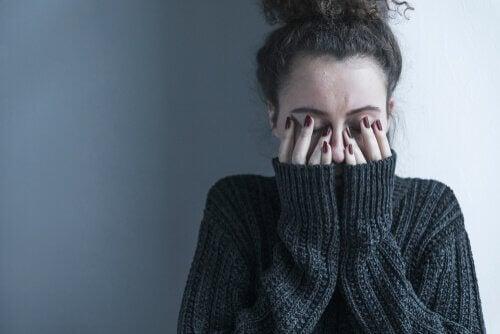 隠れうつ病に見られる5つの行動
