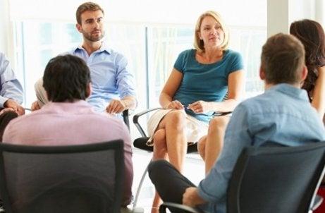 グループ面接で成功する方法