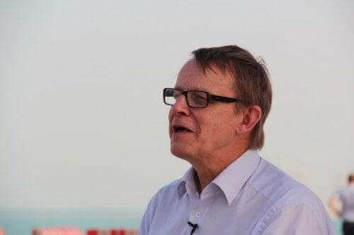 ハンス・ロスリング:人口統計の予言者