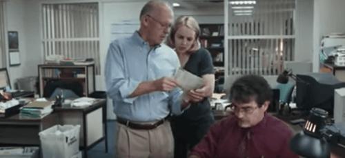 スポットライト 世紀のスクープ ジャーナリズム