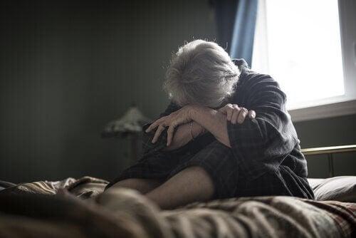 高齢者におけるうつ病