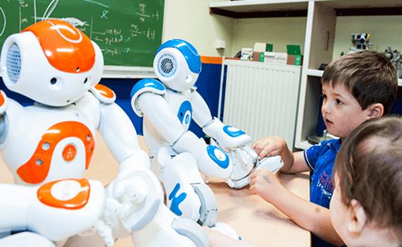子供 ロボットセラピー 自閉症