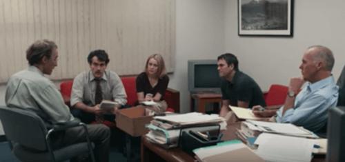 『スポットライト 世紀のスクープ』:ジャーナリズムの価値