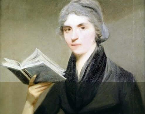 メアリー・ウルストンクラフト 世界初 フェミニスト