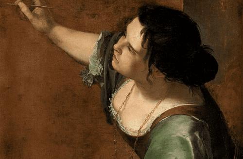 アルテミジア・ジェンティレスキ:バロック画家の人生