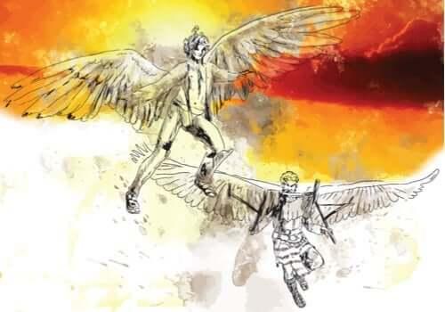 ダイダロス ギリシア神話 偉大な発明家