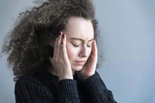 心配 脳 影響