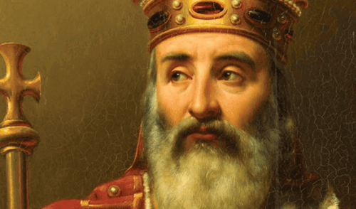 「カール大帝の伝説」:愛の物語に隠された愛の本質
