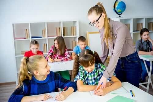 特別支援が必要な生徒のための、カリキュラムの修正