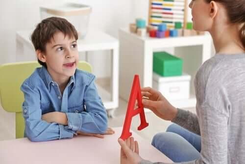 子供の特異的言語発達障害とは