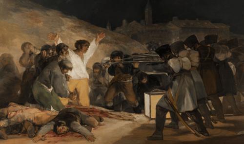 スペイン 画家 フランシスコ・デ・ゴヤ