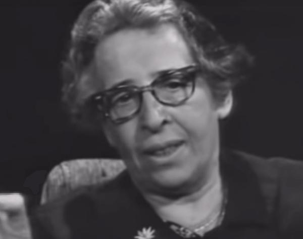ハンナ・アーレント:多元主義思想家