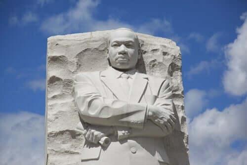 マーティン・ルーサー・キングJr 公民権運動