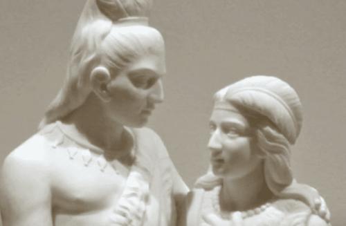 エドモニア・ルイス 彫刻