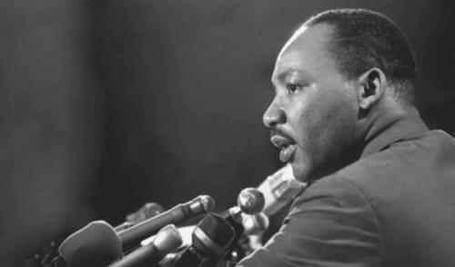 マーティン・ルーサー・キングJrと公民権の追求