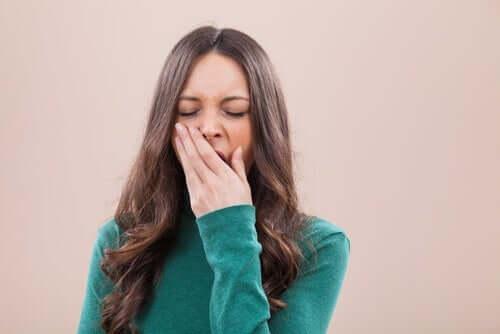 脳をクールダウンしてくれるあくびの効果