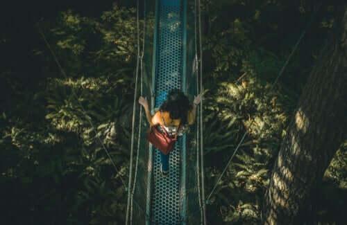 ダットンとアロンの恋のつり橋理論