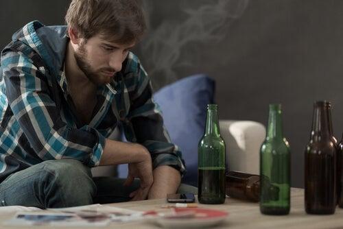 アルコール依存症 心理療法