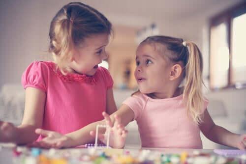 子どもの頃の共感の発達過程
