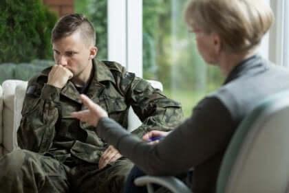 兵士が患う病 心的外傷後ストレス障害