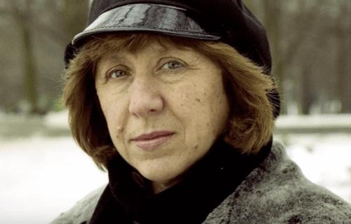 スヴェトラーナ・アレクシエーヴィッチ