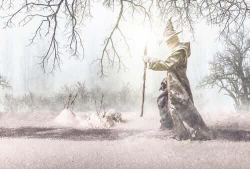 魔術師マーリン:伝説的人物の生きざま