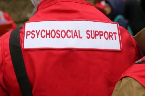 災害 心理社会的支援