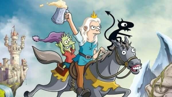 アニメ『魔法が解けて』:中世の風刺に挑むマット・グレイニング