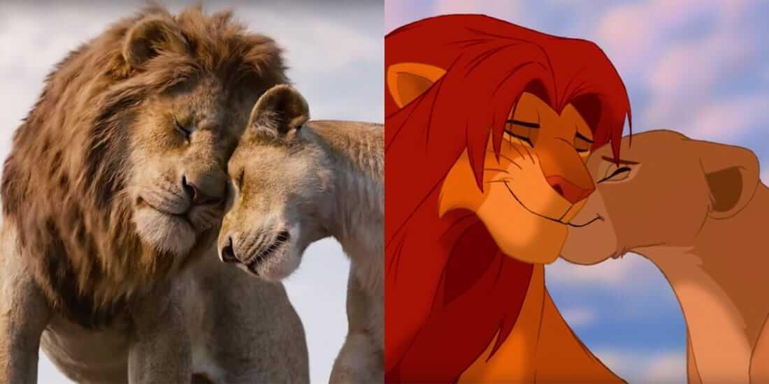 思い出 ライオンキング