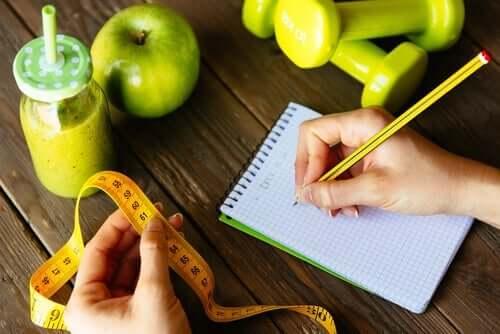 食事制限 健康的 生活習慣