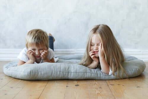 子どもの退屈ー強力な学習ツール
