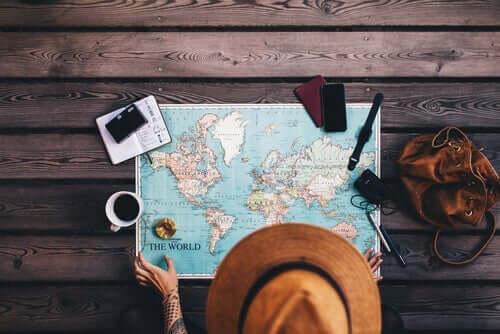 現実逃避するための手段としての長旅