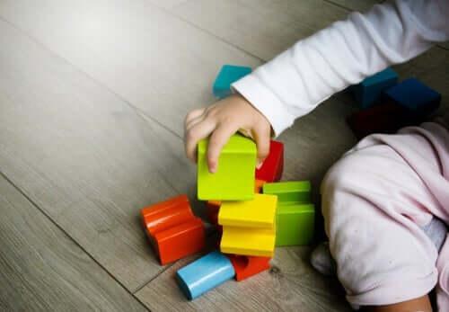 子どもの精神運動発達への介入