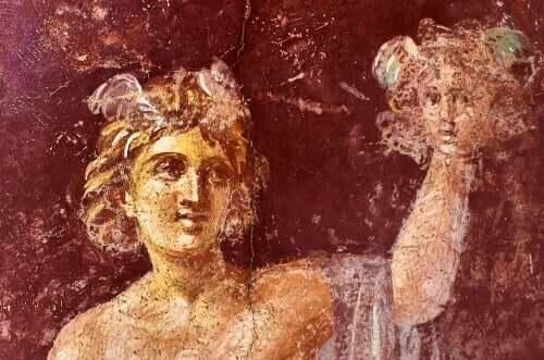 メドゥーサとペルセウスの神話