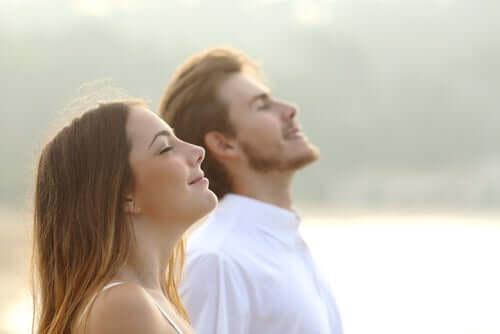 意識的な呼吸 脳 効果