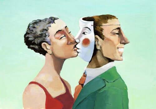 三つの種類の欺瞞:擬態、嘘、ぺてん