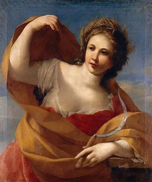 デーメーテール、ブロンドの女神
