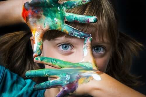 子供 創造性