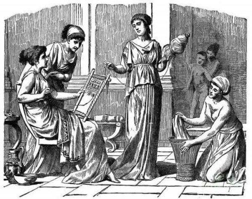 エジプト 婦人科医 メトロドーラ