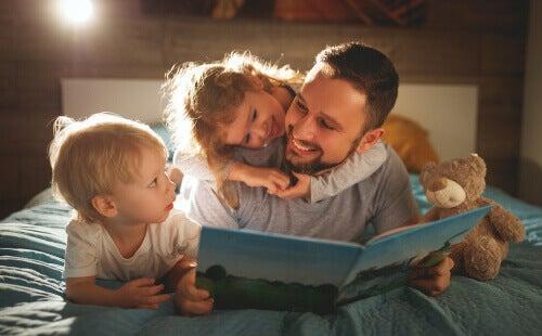 家族 読書時間 子どもの読解力 関係性