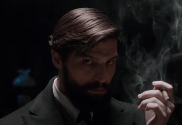 シリーズ『フロイト −若き天才と殺人鬼−』に含まれる事実と虚構